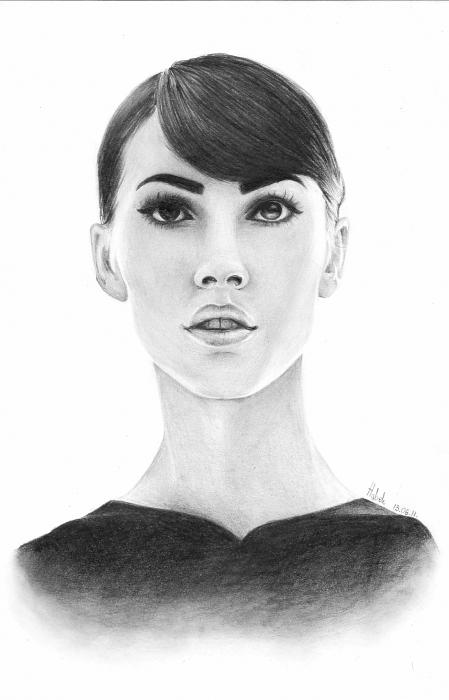 Megan Fox by tihana55
